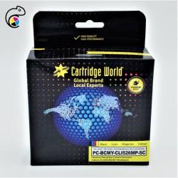 CW Pack CLI-526 Pack de 4...