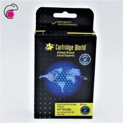 CW HP 953XL Magenta Cartouche d'encre Magenta Premium Remanufacturée