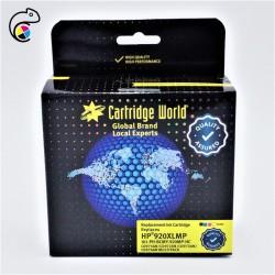 CW Pack HP  920XL Pack de 4 cartouches Premium Remanufacturées Cartridge World