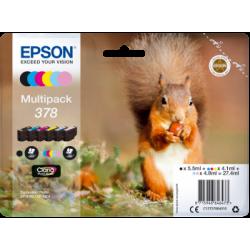 378 Epson Pack de 6...