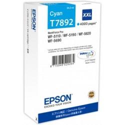 T7892 XXL C Epson Cartouche...