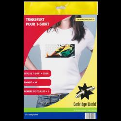 Transfert pour T-Shirt...