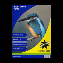 Papier Photo Satin 260g A4...