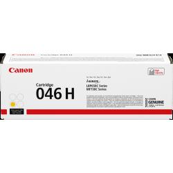 046HY Cartouche de Toner Jaune Originale Canon 1251C002