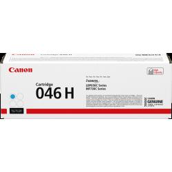 046HC Cartouche de Toner Cyan Originale Canon 1253C002