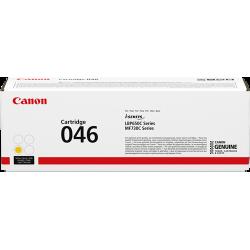 046Y Cartouche de Toner Jaune Originale Canon 1247C002