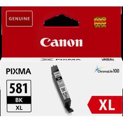 CLI-581XL Cartouche d'encre Noir Originale Canon 2052C001