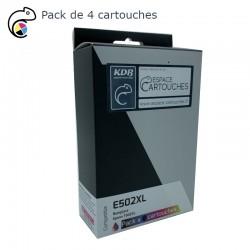 EC-E-502XL-Pack Pack de 4...