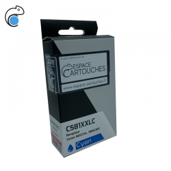 EC-C-581XXLC Cartouche...