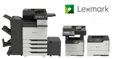 Gamme Lexmark Location Espace-Cartouches
