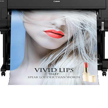 Impression Poster Affiche Grand Format Cartridge World Troyes